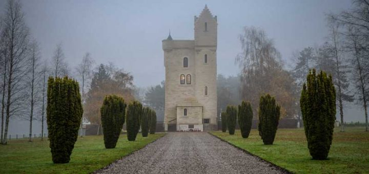 Ulster Tower in The Somme