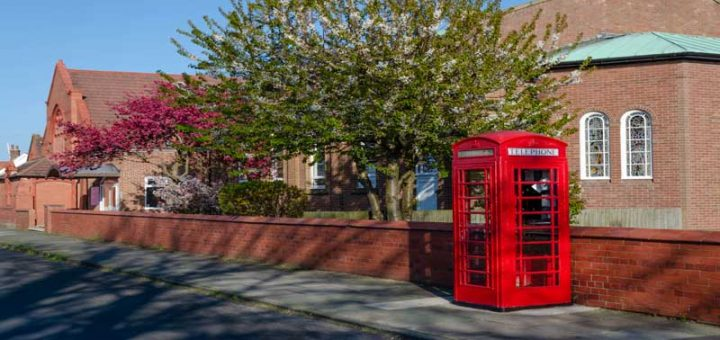 The OMD Phonebox